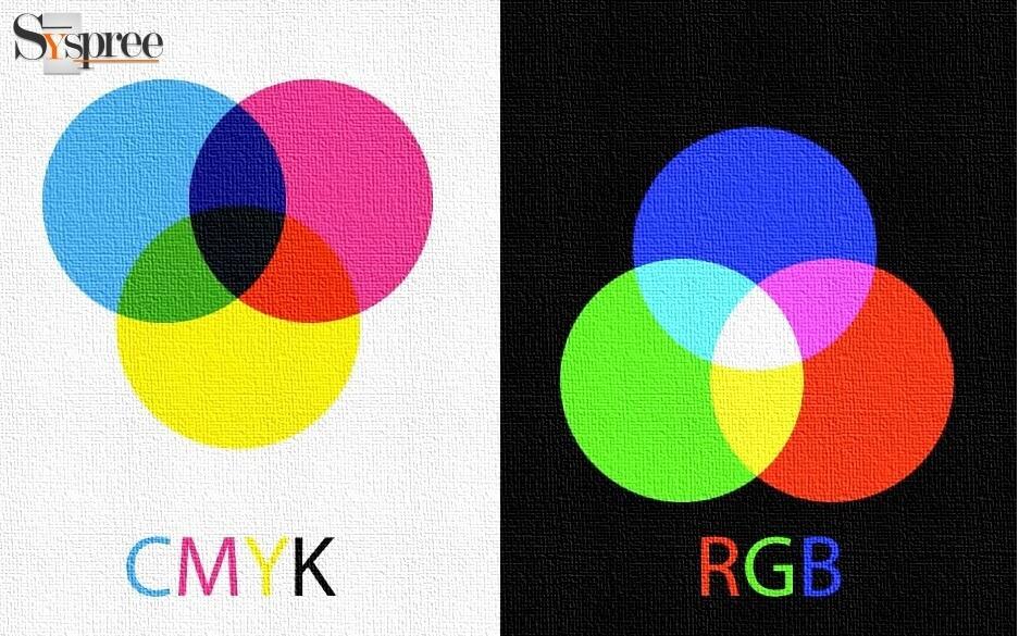 CMYK or RGB by Logo Design Company in Mumbai