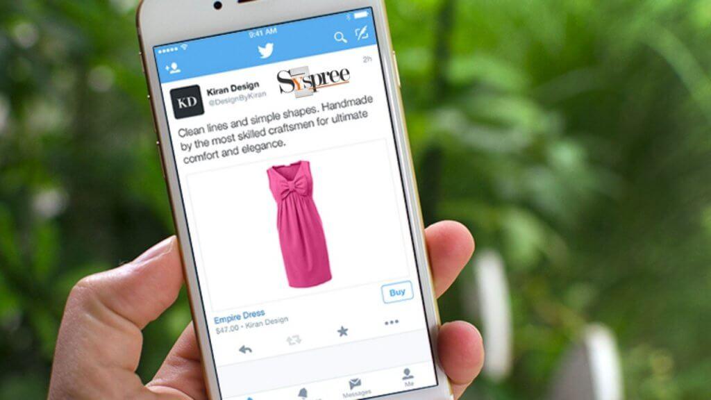 Twitter Social Commerce by Social Media Marketing Company in Mumbai