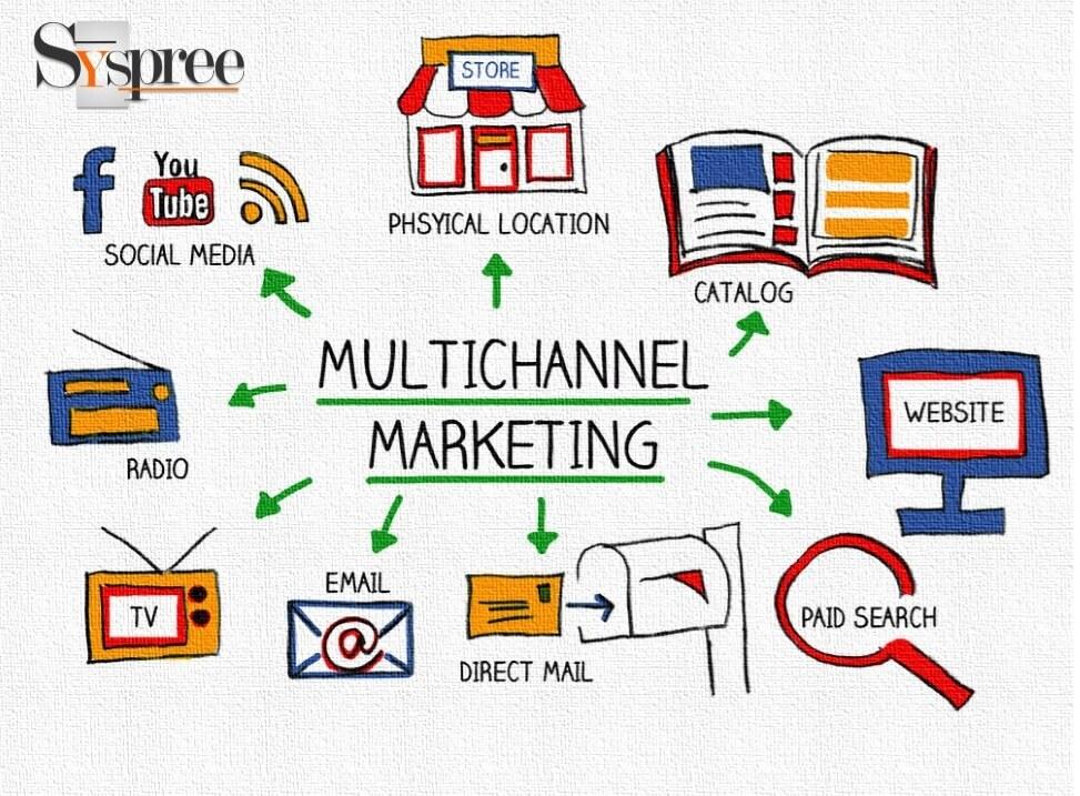 Multichannel Marketing by Digital Marketing Agency in Mumbai