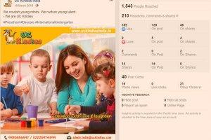 Social media marketing company in Mumbai SySpree client UCKIndies Orange