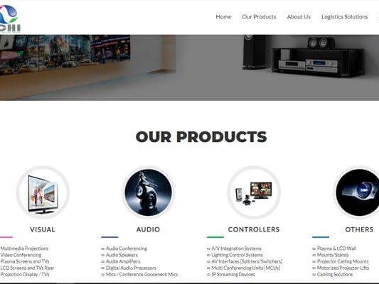 web designing company in Mumbai SYSpree ICHI Ventures