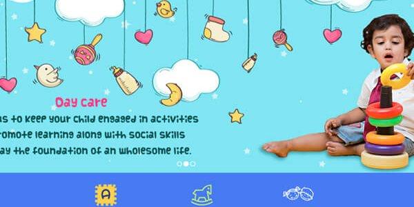 web designing company in Mumbai SYSpree lil Amigos