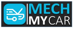 Logo Designing company in Mumbai SySpree Client MechMYCar