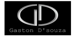 Logo Designing company in Mumbai SySpree Client Gaston Dsouza