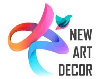 Logo Designing company in Mumbai SySpree Client New Art Decor