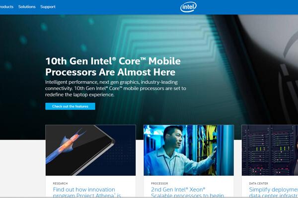 Digital Marketing company in Mumbai SYSpree client Intel