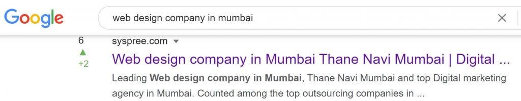 web design company in Mumbai SySpree