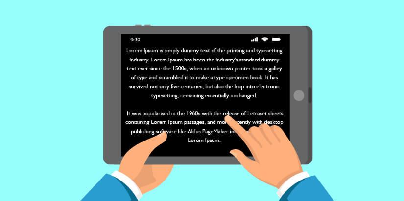 Digital Marketing Agency in Mumbai _ How Sleek and Impactful Fonts Make Online Reading A Real Pleasure _ SySpree