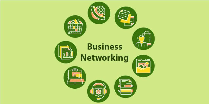 Digital Marketing Company in Mumbai _ Essentials of Business Networking _ SySpree