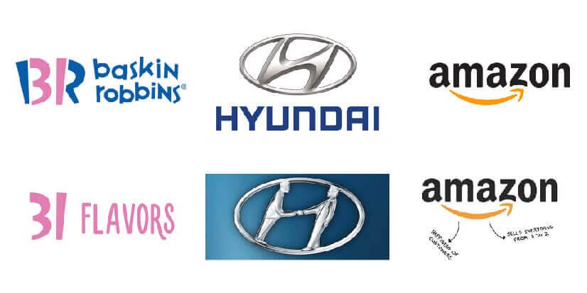 Logo Design company in Mumbai _ Top Brand Logos and their Interpretation _ SySpree