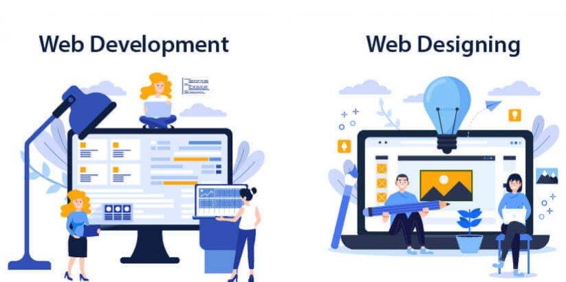 Web Development vs. Web Designing | Dynamic Web Designing Company in Mumbai  | 2020 | SySpree