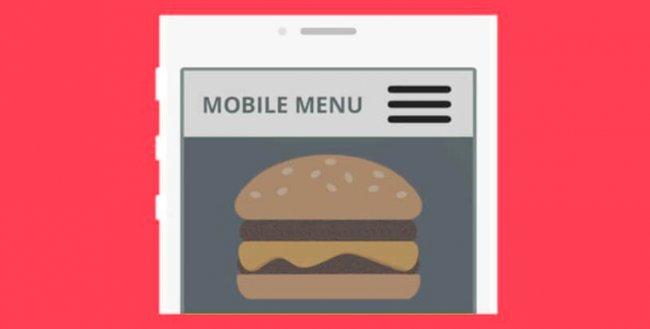 Web Design company in Mumbai _Hamburger Menu in Websites_ Starters or the Main Course _ SySpree