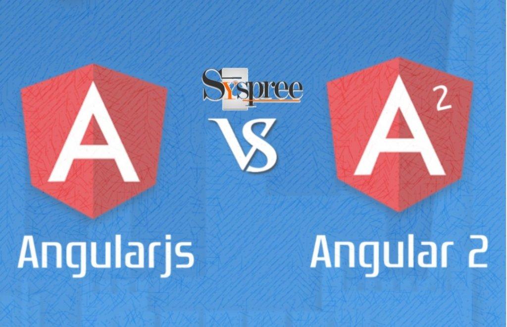 Angular JS vs Angular 2 by Web Development Company in Mumbai