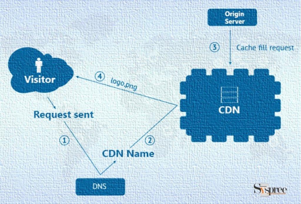 CDN Overview by Web Development Company in Mumbai