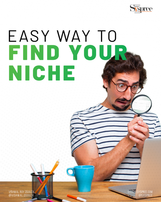 Finding your Niche - Digital Marketing Guide by SySpree