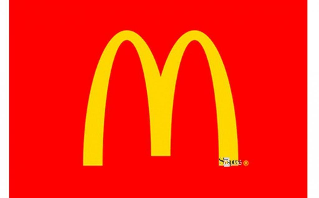McDonald's golden arch logo by Digital Agency in Mumbai
