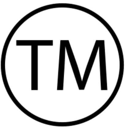 Trademark TM by Logo Design Company in Mumbai