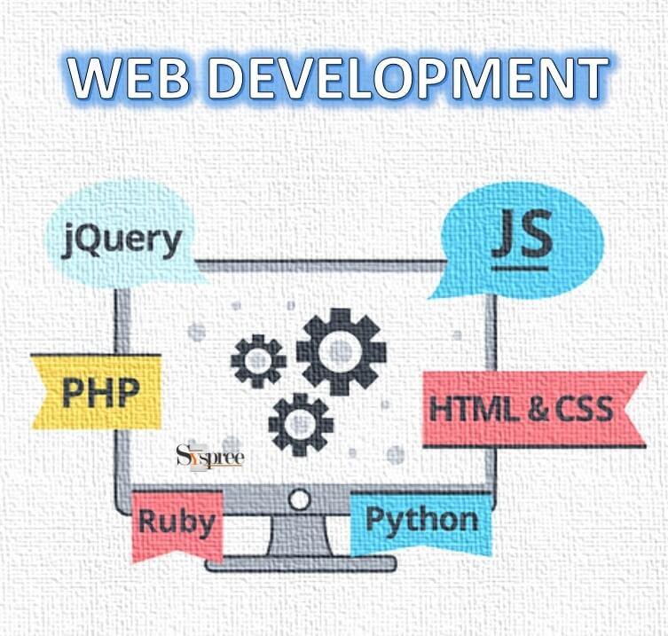 Web Development by Web Designing Company in Mumbai