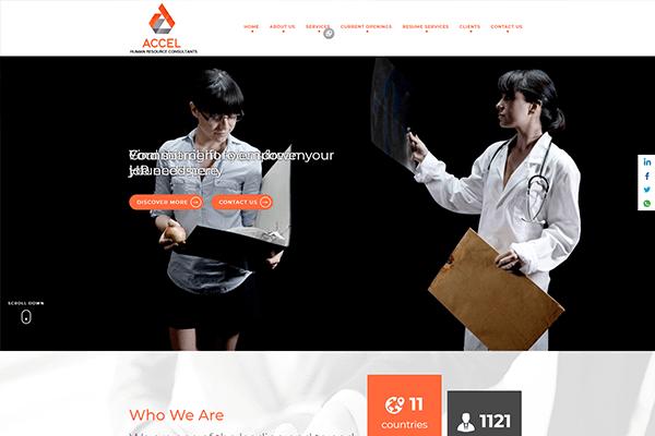 Digital Marketing company in Mumbai SYSpree client Manas