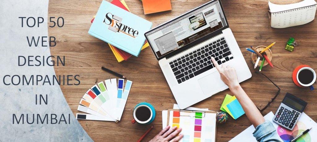 Top 50 Web Design Companies in Mumbai